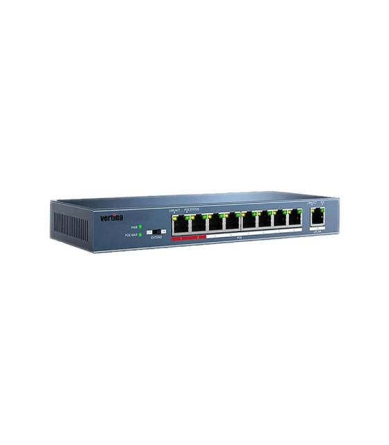 دستگاه سوئیچ دوربین مدار بسته IP ورتینا VPS-8100