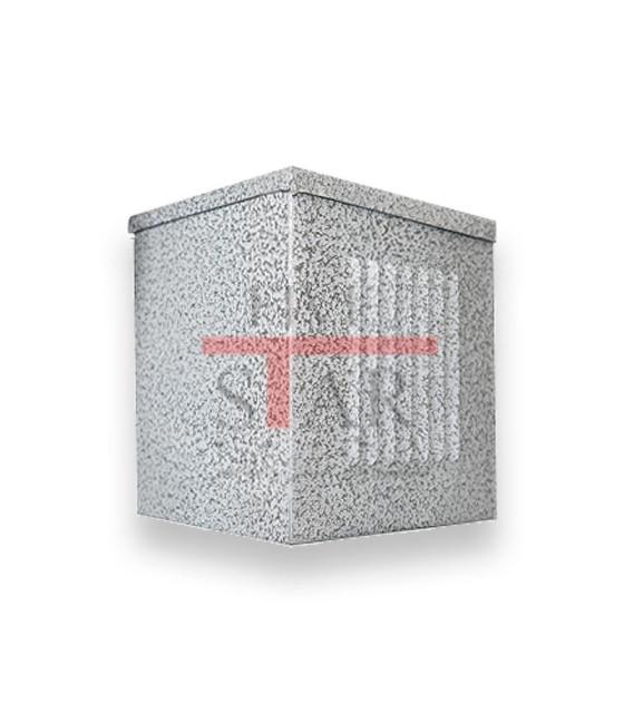جعبه اسپیکر فلزی فایو استار