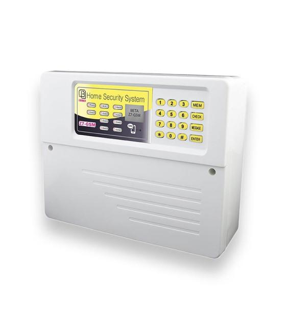 دزدگیر اماکن بتا مدل Z7-GSM