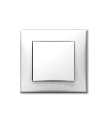 کلید و پریز اشنایدر مدل سدنا سفید و کرم