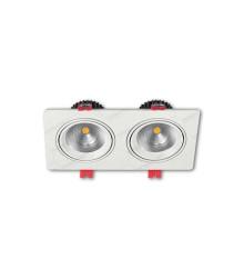 چراغ سقفی شعاع مدل SH-6502-2x24W