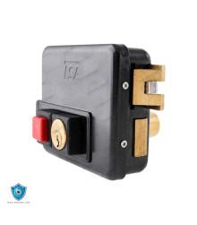 قفل برقی تسا بیرون بازشو مدل 7080