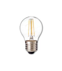لامپ فیلامنتی حبابی شعاع مدل SH-G45-4W-C