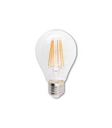 لامپ فیلامنتی مات 12 وات شعاع مدل  SH-A67-12W-F