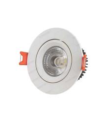 چراغ سقفی COB نمانور 25W سری 119