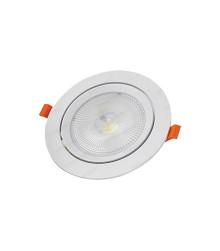 چراغ سقفی COB نمانور 10W سری SBR