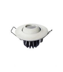 چراغ سقفی COB نمانور 3W سری S-808