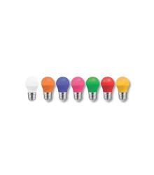 لامپ LED رنگی نمانور ( 3 وات )