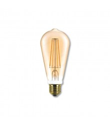 لامپ فیلامنت نمانور ST64