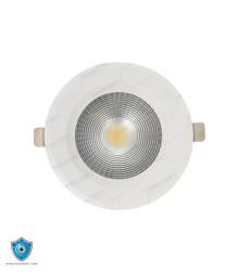 چراغ سقفی ال ای دی 10 سری تایتان افراتاب