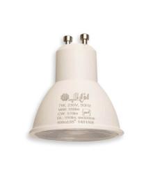 لامپ ال ای دی هالوژن 7 وات افراتاب