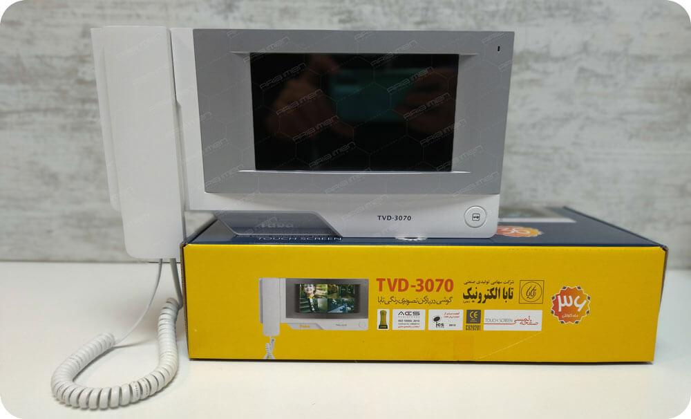 تابا 3070 روبرو با جعبه
