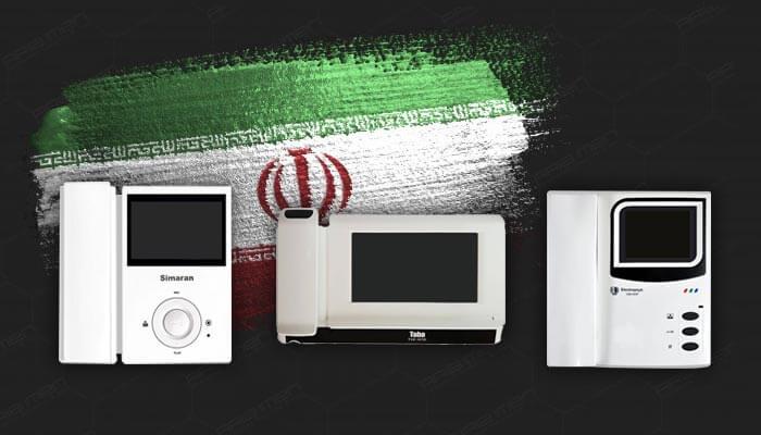 آیفون تصویری ایرانی