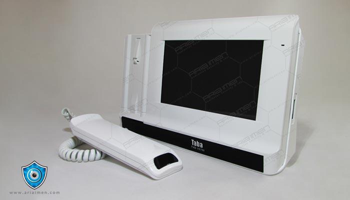 آیفون تصویری تابا دو سیم مدل TVD-1070i