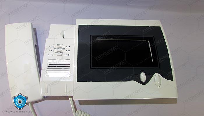آیفون تصویری تابا مدل 2043