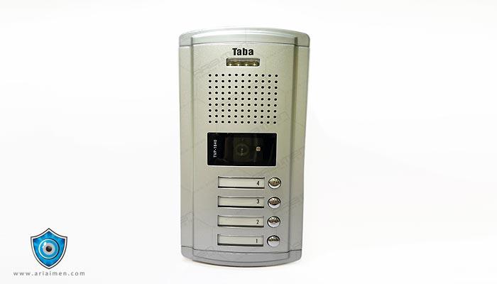 پنل تصویری دو سیم سپهر تابا TVP-1840