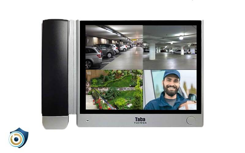 قابلیت اتصال به دوربین مدار بسته