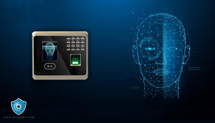 دستگاه ورود و خروج تشخیص چهره کارابان