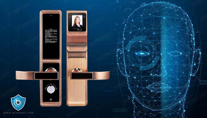 دستگیره دیجیتال تشخیص چهره
